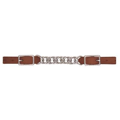 Weaver Bridle Leather Single Chain Curb Strap