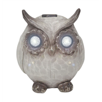 Solar light owl