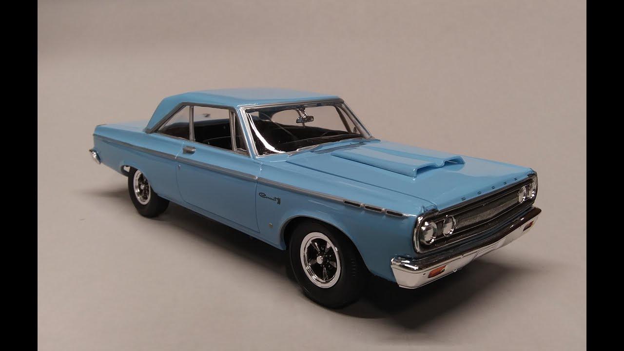 AMT# 1176M 1/25 1965 Dodge Coronet