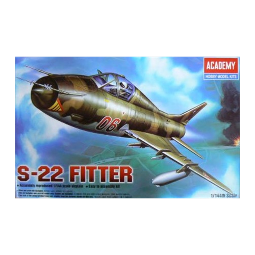 Academy 12612 1/144 S-22 Fitter