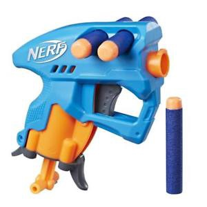 NERF N-STRIKE NANOFIRE BLUE