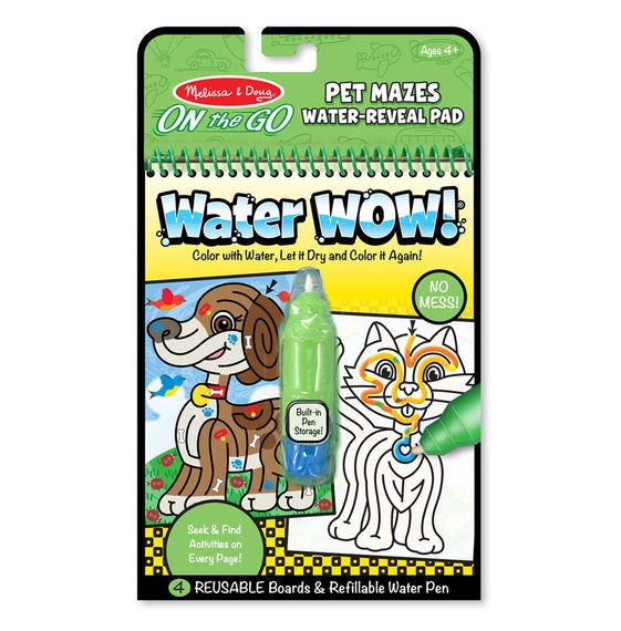 MD 9484 WATER WOW PET MAZES