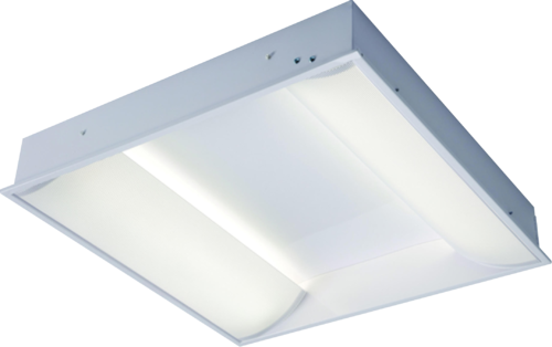 IP20 2x55W PL Recessed Emergency Modular Fitting 595x595x100mm