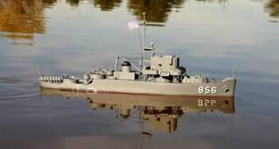 Dumas #DUM1257 1/30 PT-212 Higgins Torpedo Boat