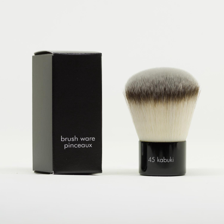 #45 Mineral HD Kabuki Brush