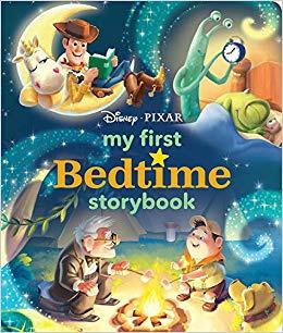 DISNEY PIXAR MY FIRST BEDTIME STORYBOOK (HB)