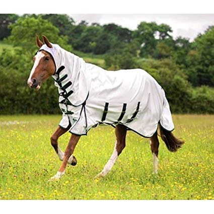 Shires Sweet Itch Combo Fly Sheet