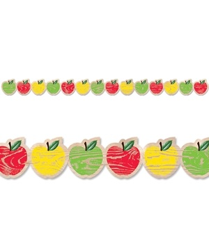 CTP 8381 UPCYCLE APPLES BORDER