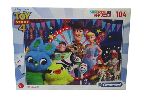 TOY STORY 4 PUZZLE 104