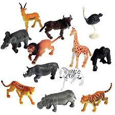 NAT GEO 20 PCS WILD ANIMALS SET