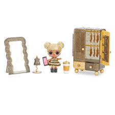 L.O.L SURPRISE FURNITURE BOUTIQUE WITH DOLL
