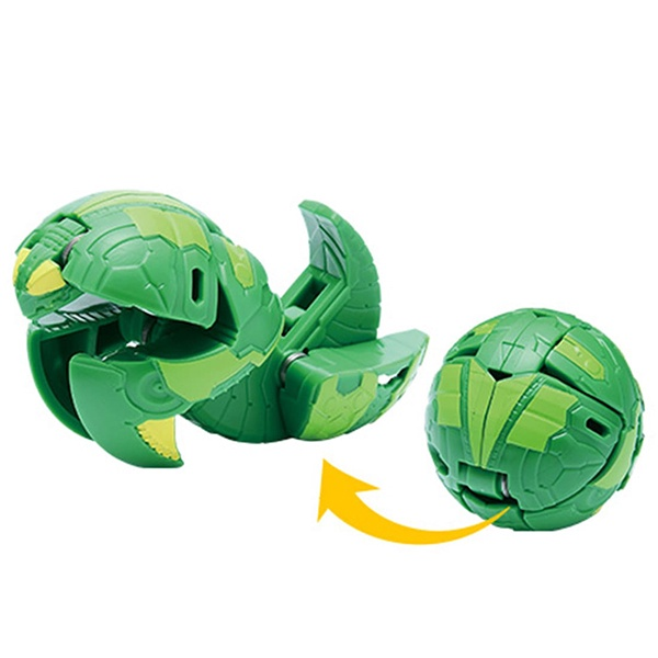 BAKUGAN BASIC BAKU011 BALL 7C MANTIS GREEN