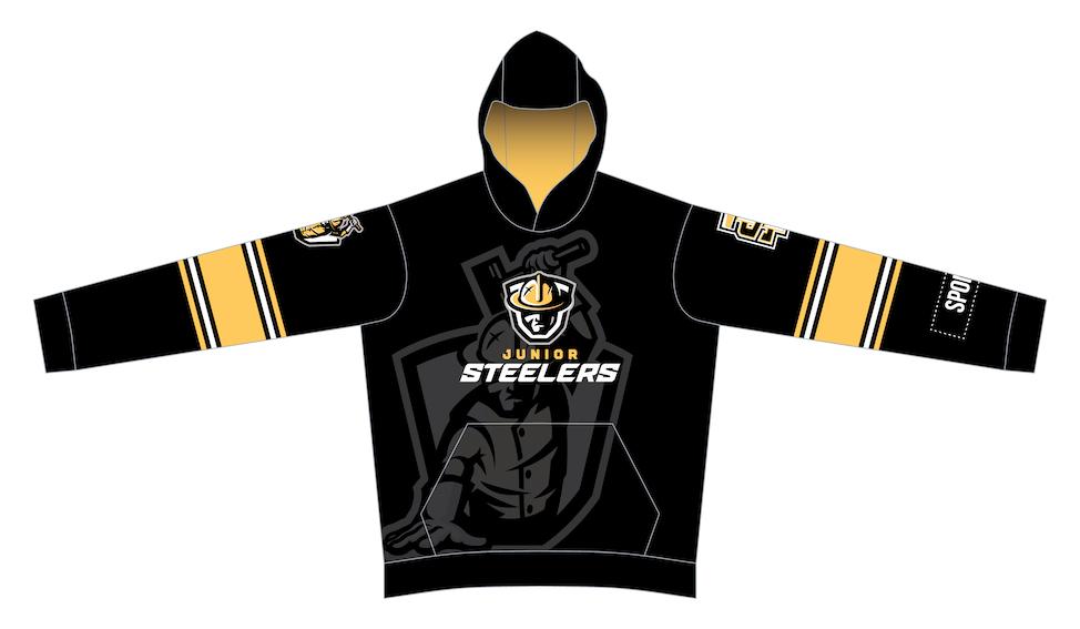 Junior Steelers Custom Hoody