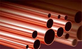 K&S #8119 Copper Tube 5/32 (3.97mm) 1pc