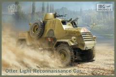 IBG Models #72031 1/72 Otter Light Reconnaissance Car