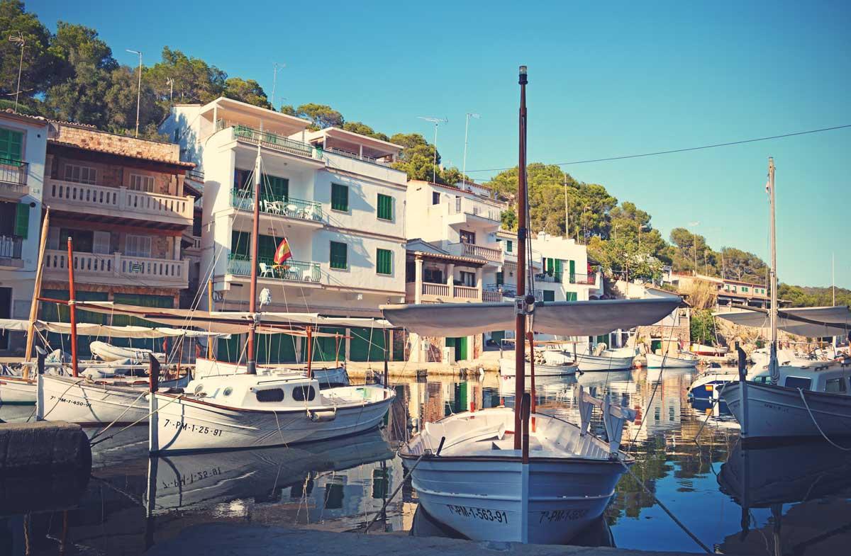 Cala Figuera Boats