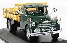 White Box #WB276T 1/43 1949 Chevrolet 6400