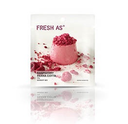 Fresh As Raspberry Panna Cotta 45g