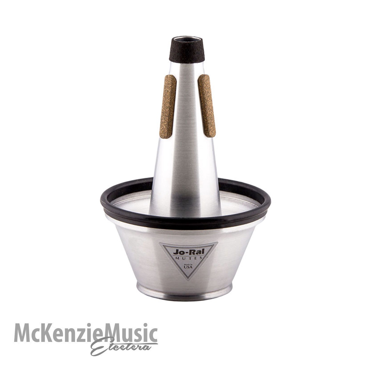 Jo-Ral Tritone Trumpet Aluminium Cup Mute