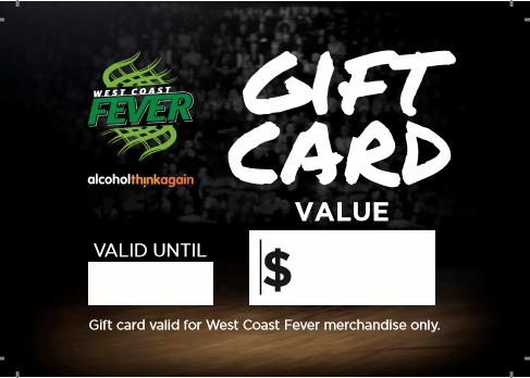 WCF Gift Card