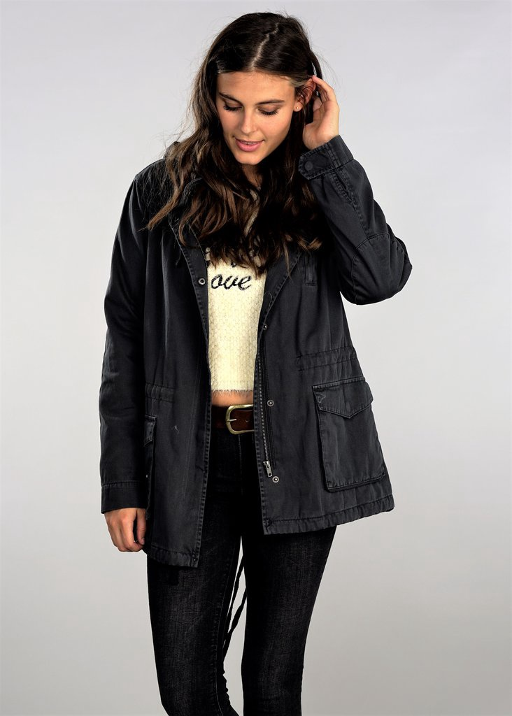 Heavy Weight Utility Jacket