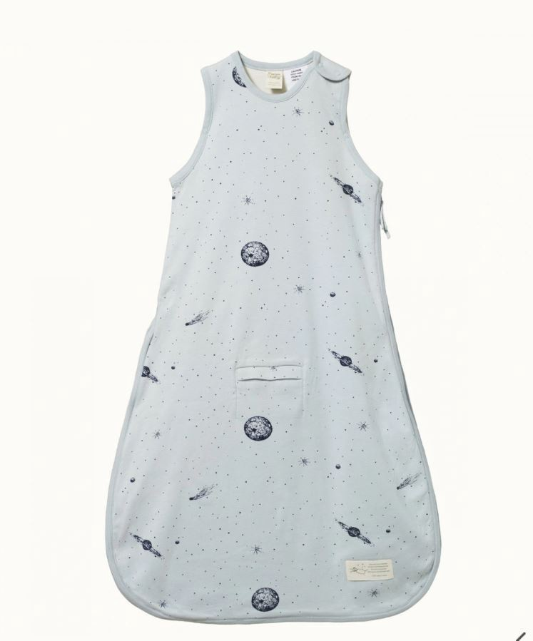 ORGANIC COTTON SLEEPING BAG - GALAXY