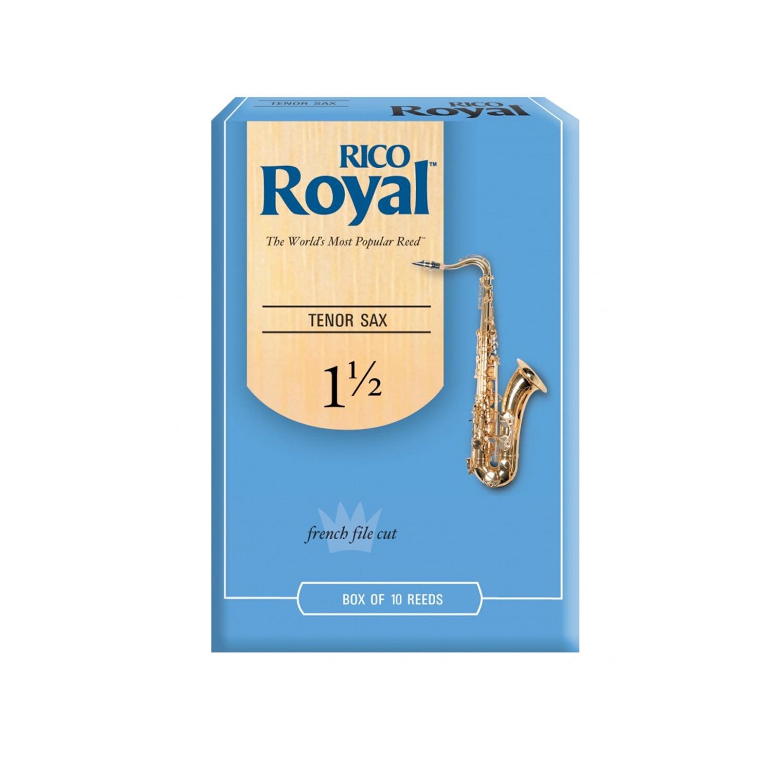 Rico Royal Tenor Sax Reed Box