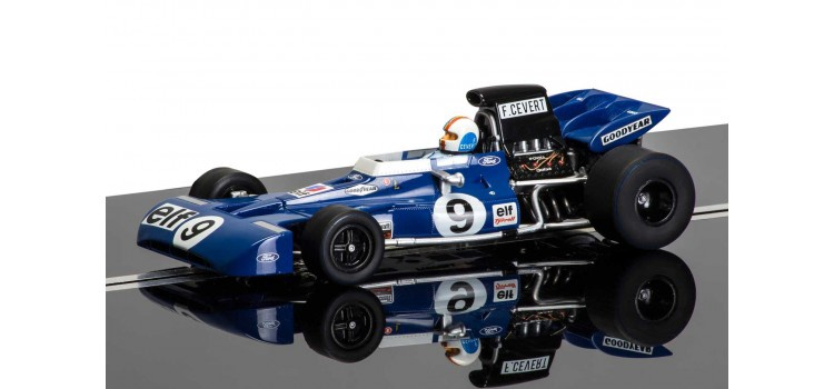 Scalextric #C3759A 1/32 Tyrell 002