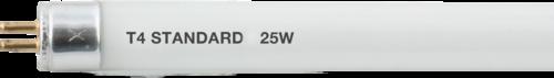 230V 25W T4 Fluorescent Tube 655mm Cool White 4000K