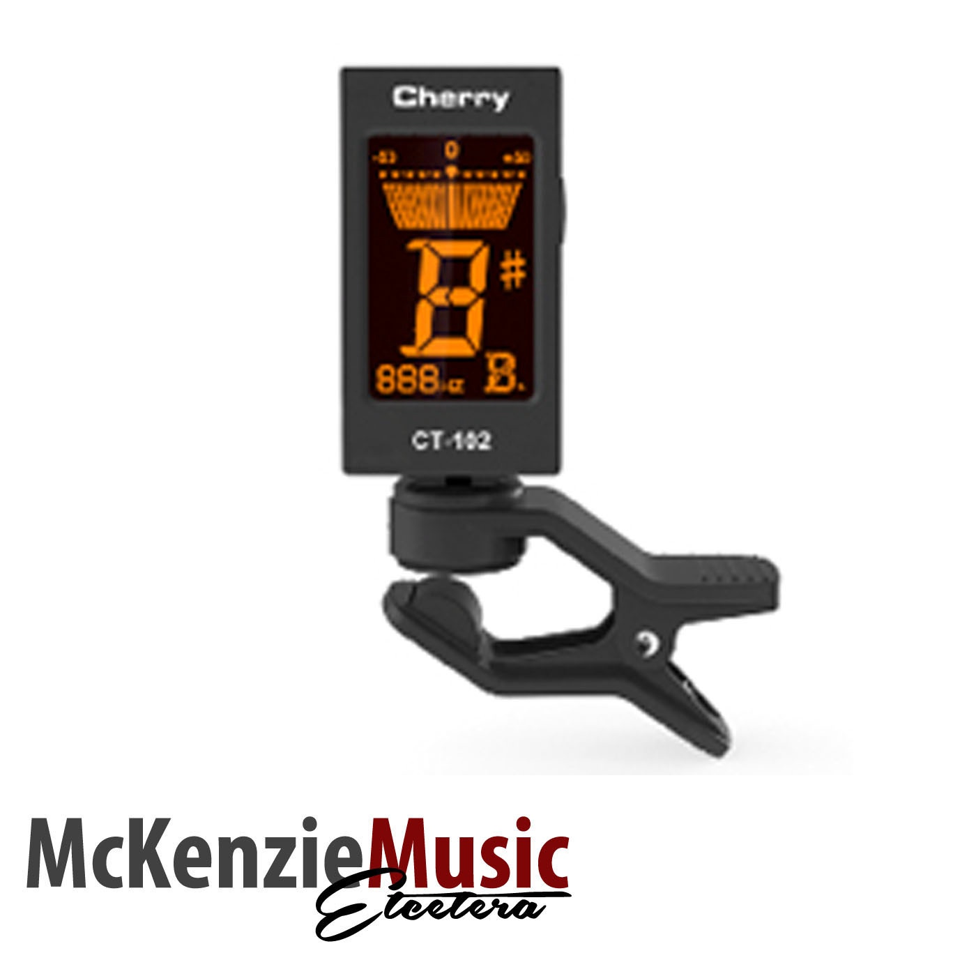 Clip On Chromatic Tuner