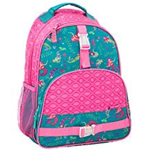 ALL OVER PRINT BACKPACK MERMAID