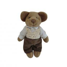 Mini Teddy with tank top