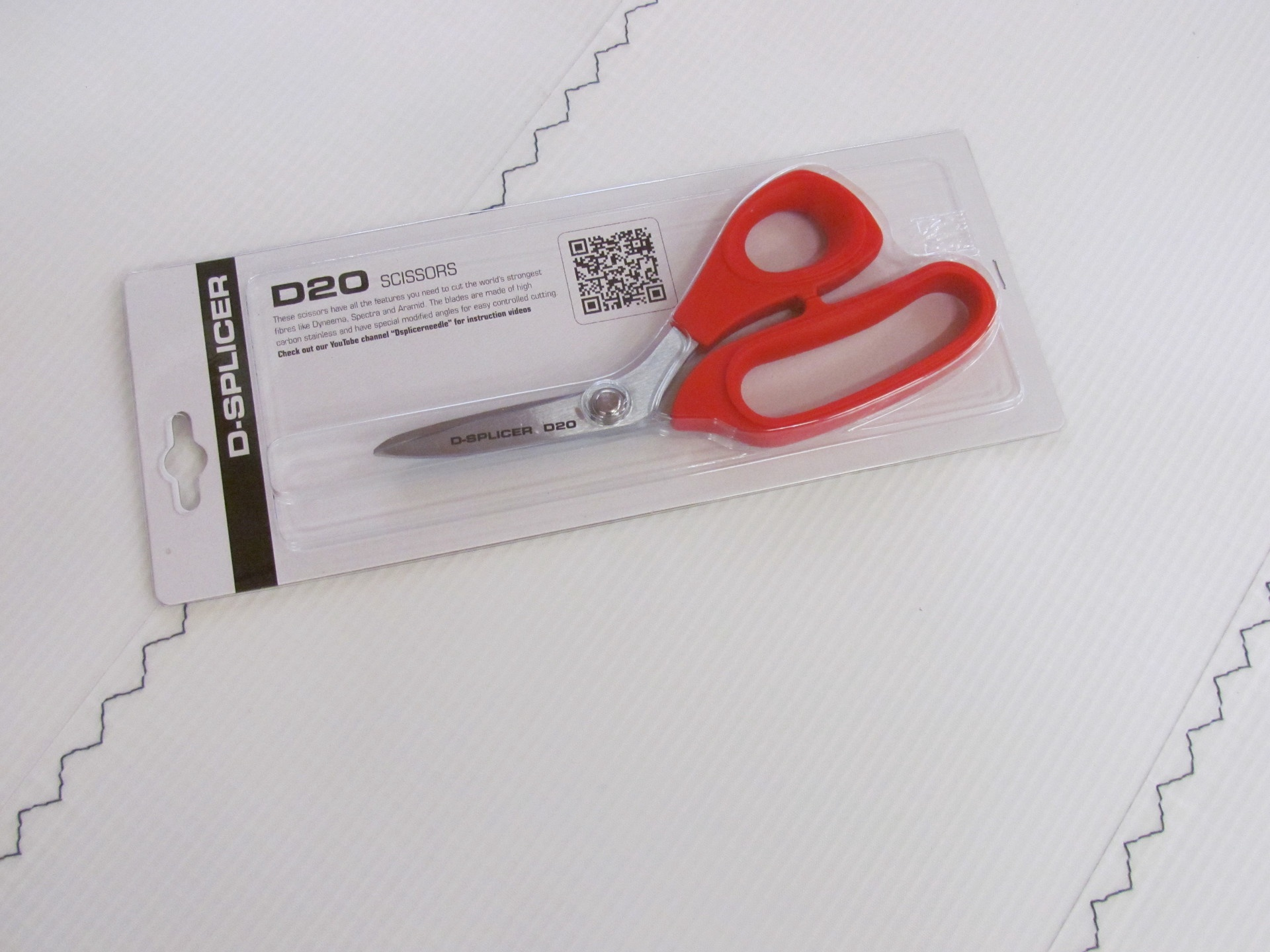 Kevlar Scissors 8