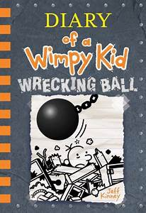 DIARY OF A WIMPY KID 14 WRECKING BALL (HB)