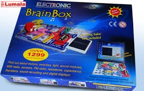 Brain Box #HBSBLL Brain Box -1299 Experiments