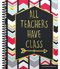 CD 105001 ALL TEACHERS HAVE CLASS PLANNER