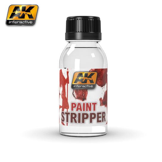 AK Interactive #AK186 Paint Stripper 100ml