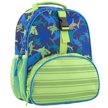ALL OVER PRINT MINI BACKPACK SHARK