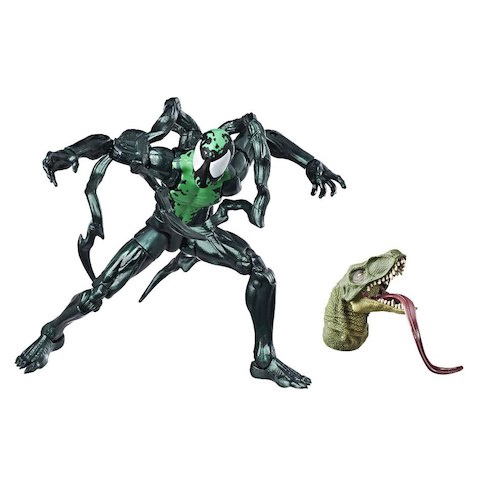 MARVEL SPIDER MAN LEGENDS SERIES MARVEL'S LASHER