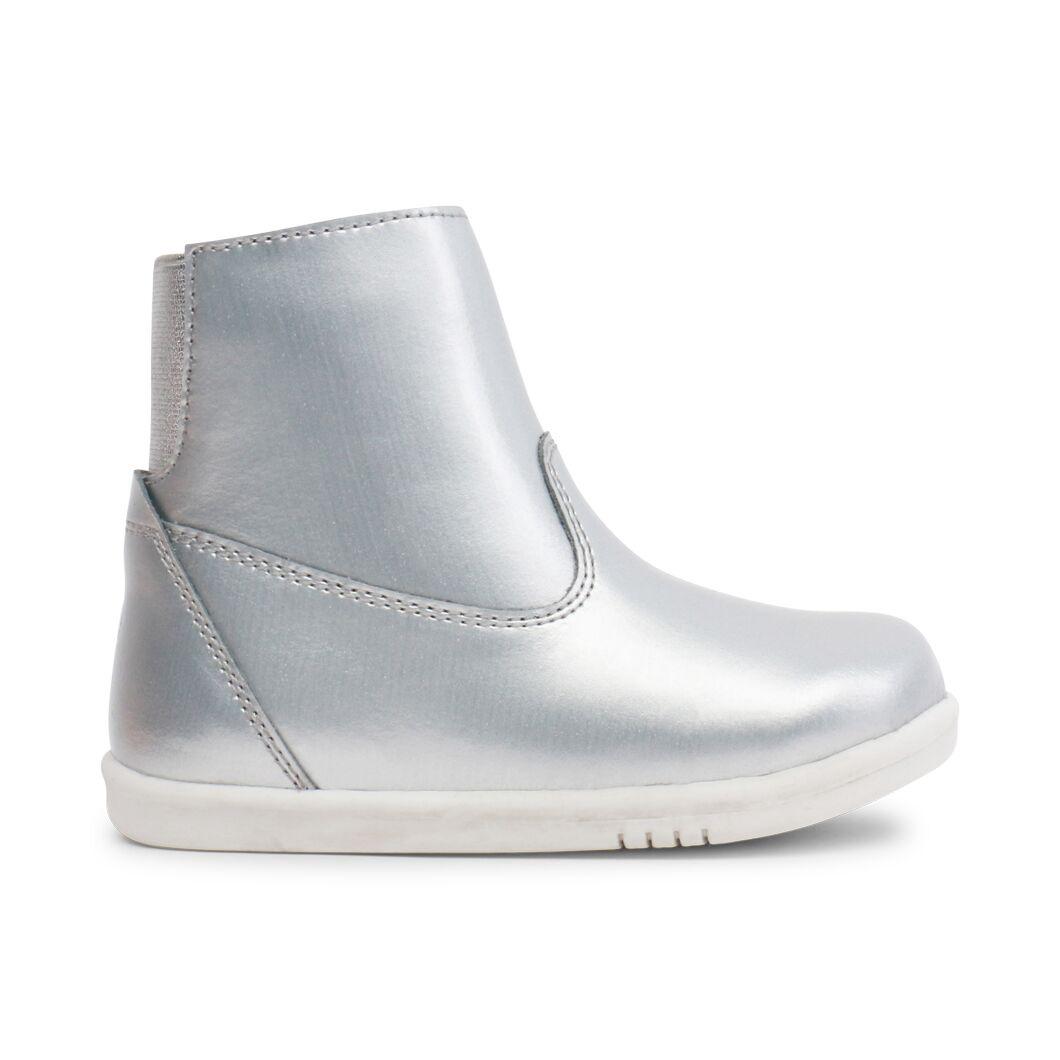 Bobux I Walk Paddington Waterproof Boot Silver
