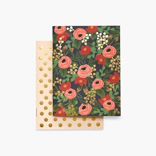 Pocket Notebook Set   Rosa