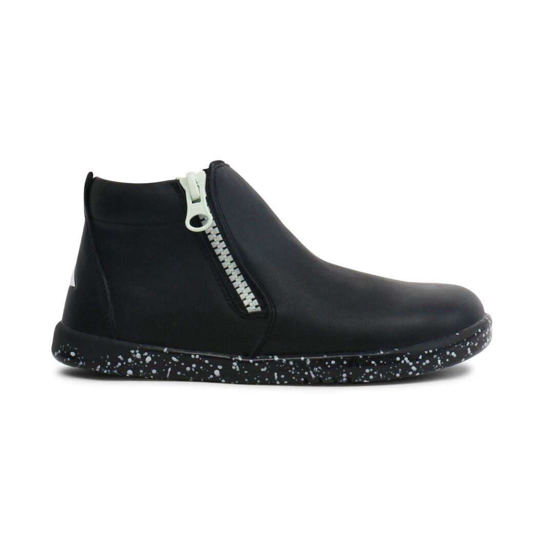 Bobux Kids Plus Tasman Boot Black