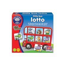 LITTLE BUS LOTTO MINI GAMES