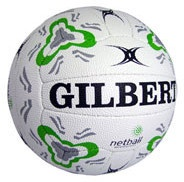 Gilbert WA State Match Ball (M500 WA): White & Green (size 5)