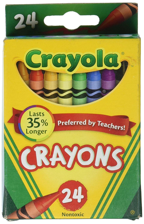 CRAYON #3024