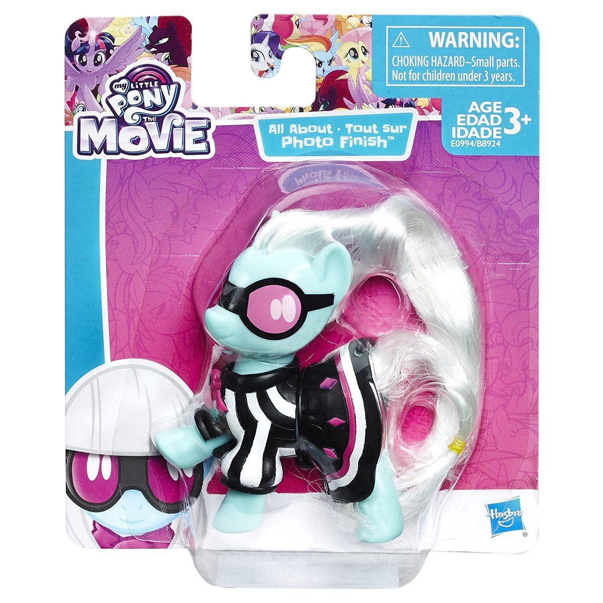 MY LITTLE PONY THE MOVIE ALL ABOUT TOUT SUR