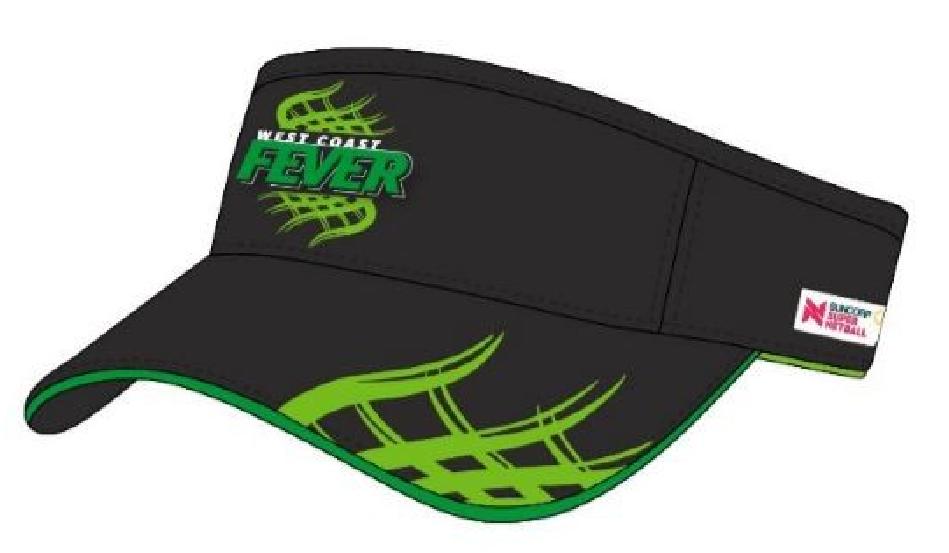 WCF Black Visor
