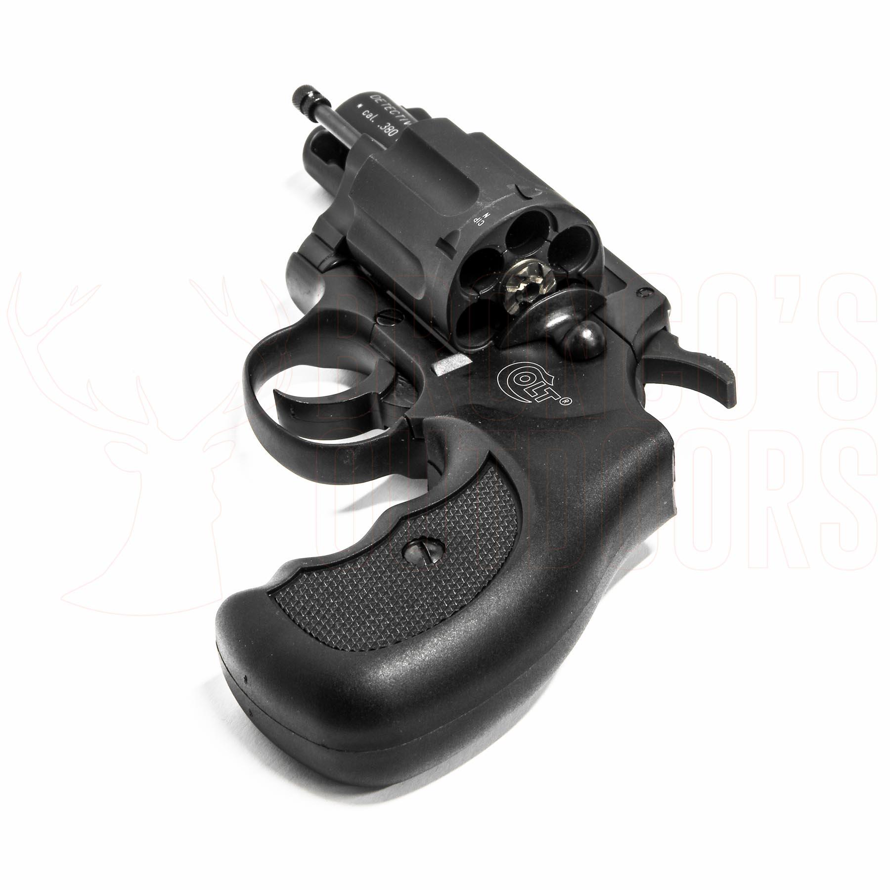 Umarex Colt Special Detective  380 Blank Revolver