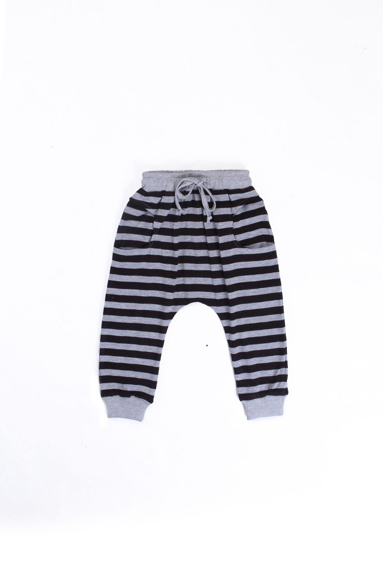 Alex and Ant Stripe Pant Grey