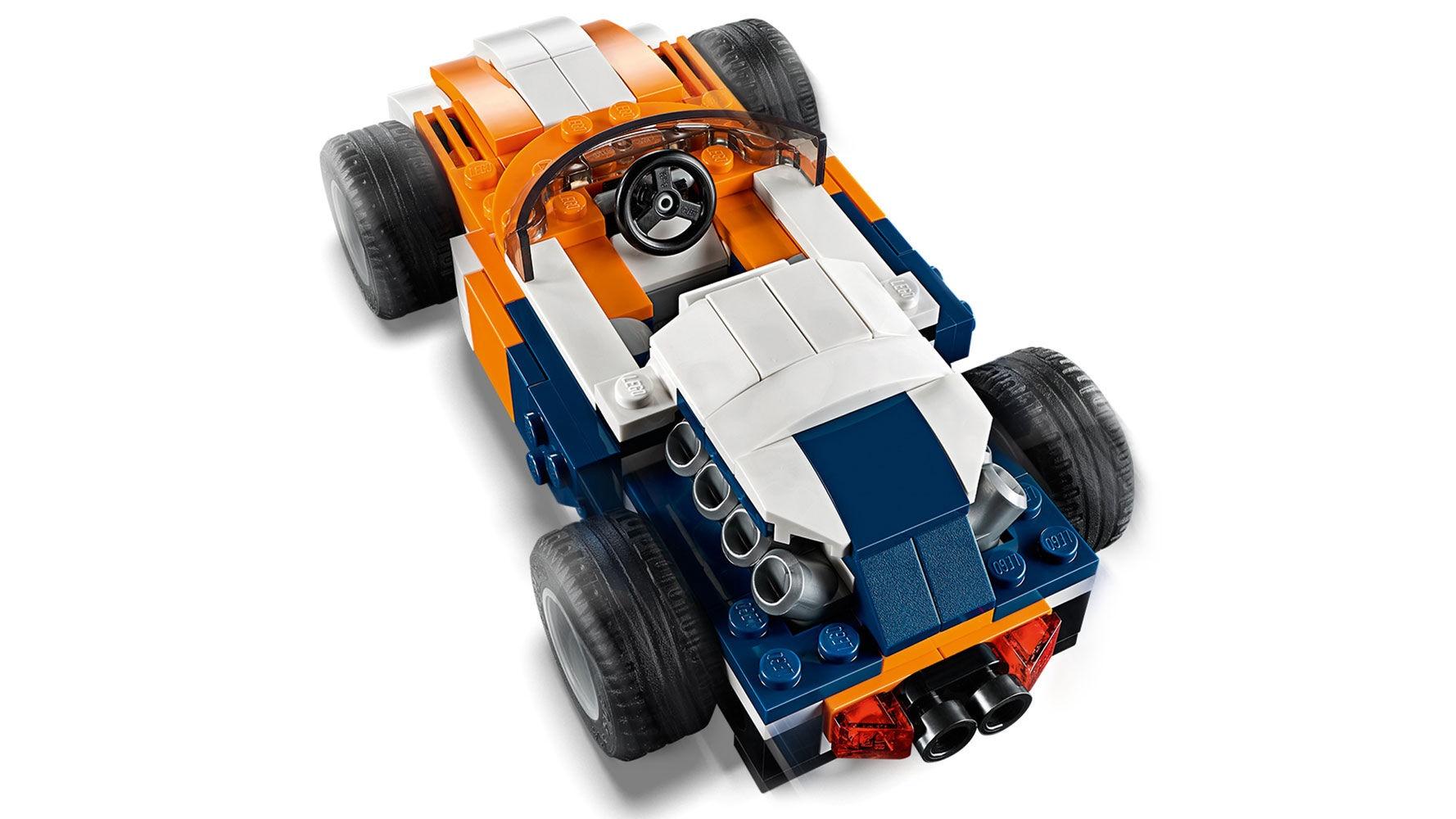 SUNSET TRUCK RACER